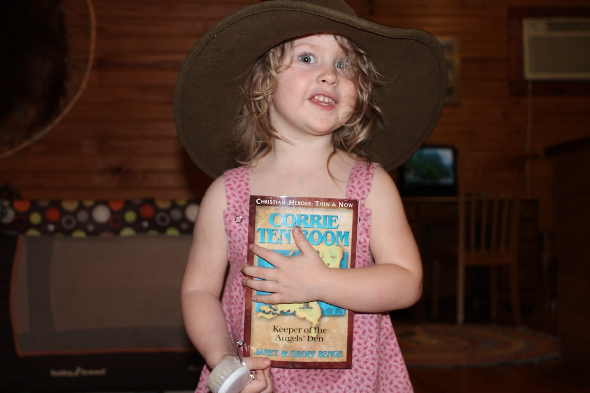 """Corrie Ten Boom:  Keeper of the Angels' Den"" Book Review"