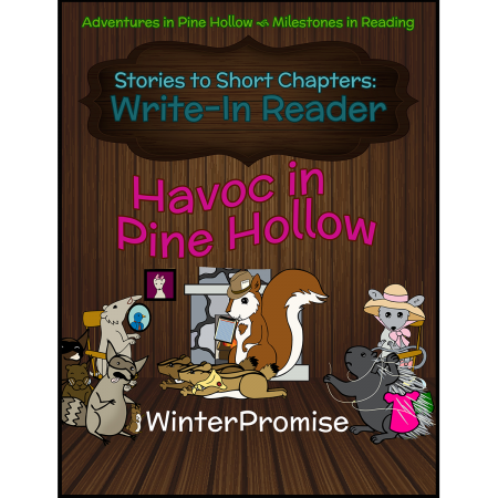 """""""Stories to Short Chapters"""" LA Curriculum Review & A Discount!!"""