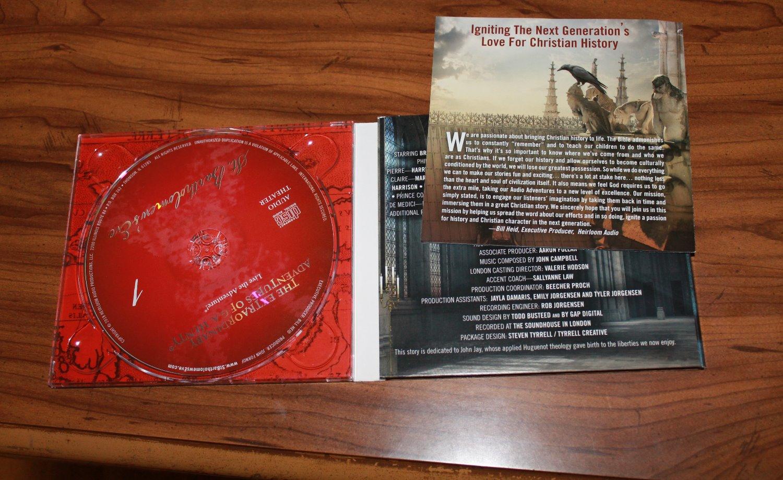 """St. Bartholomew's Eve"" Audio Drama from Heirloom Audio Review"