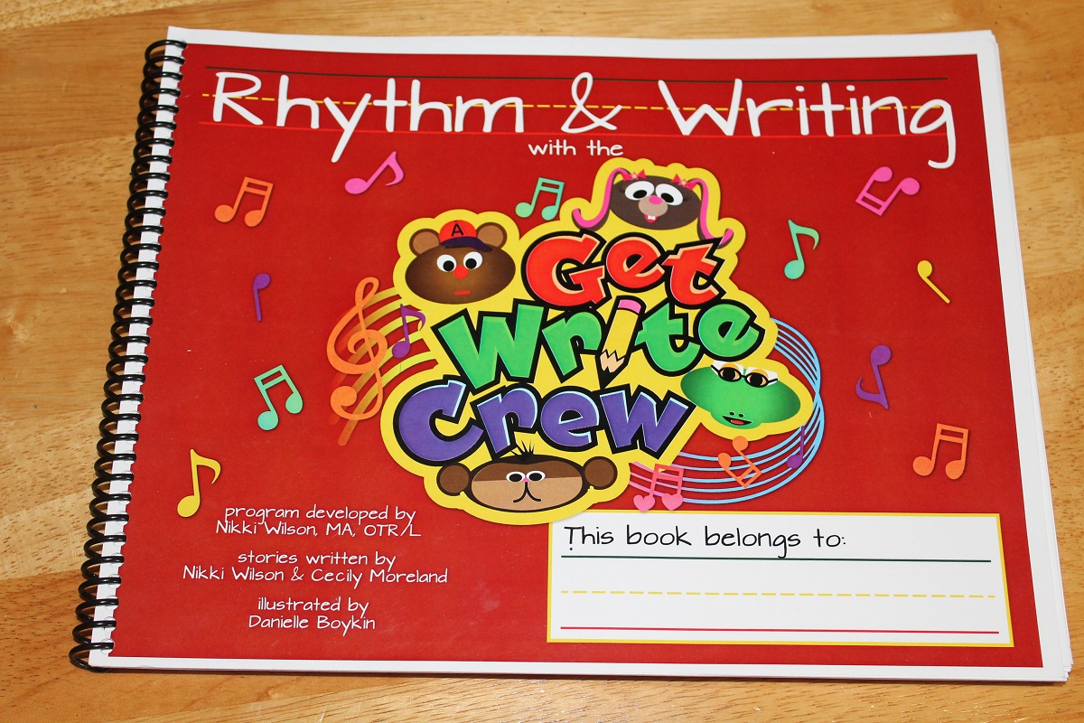 Rhythm & Writing with the Get Write Crew-Review
