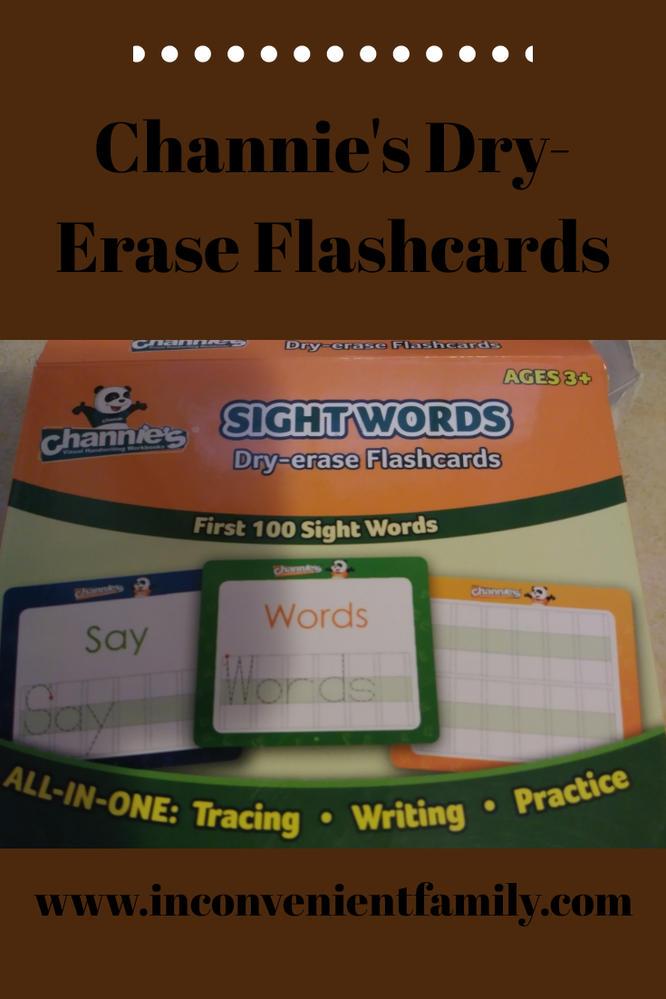 handwriting flashcards