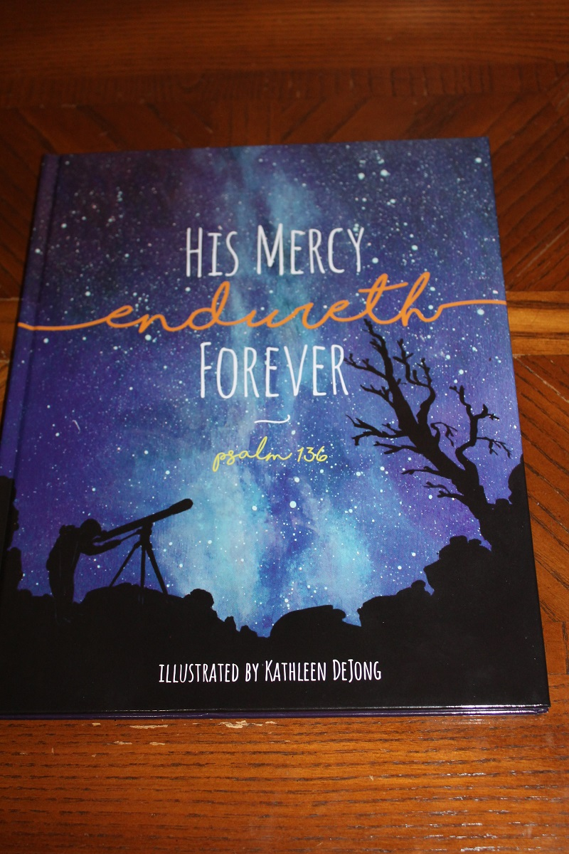 """His Mercy Endureth Forever"" by Reformed Free Publishing Association-Review"