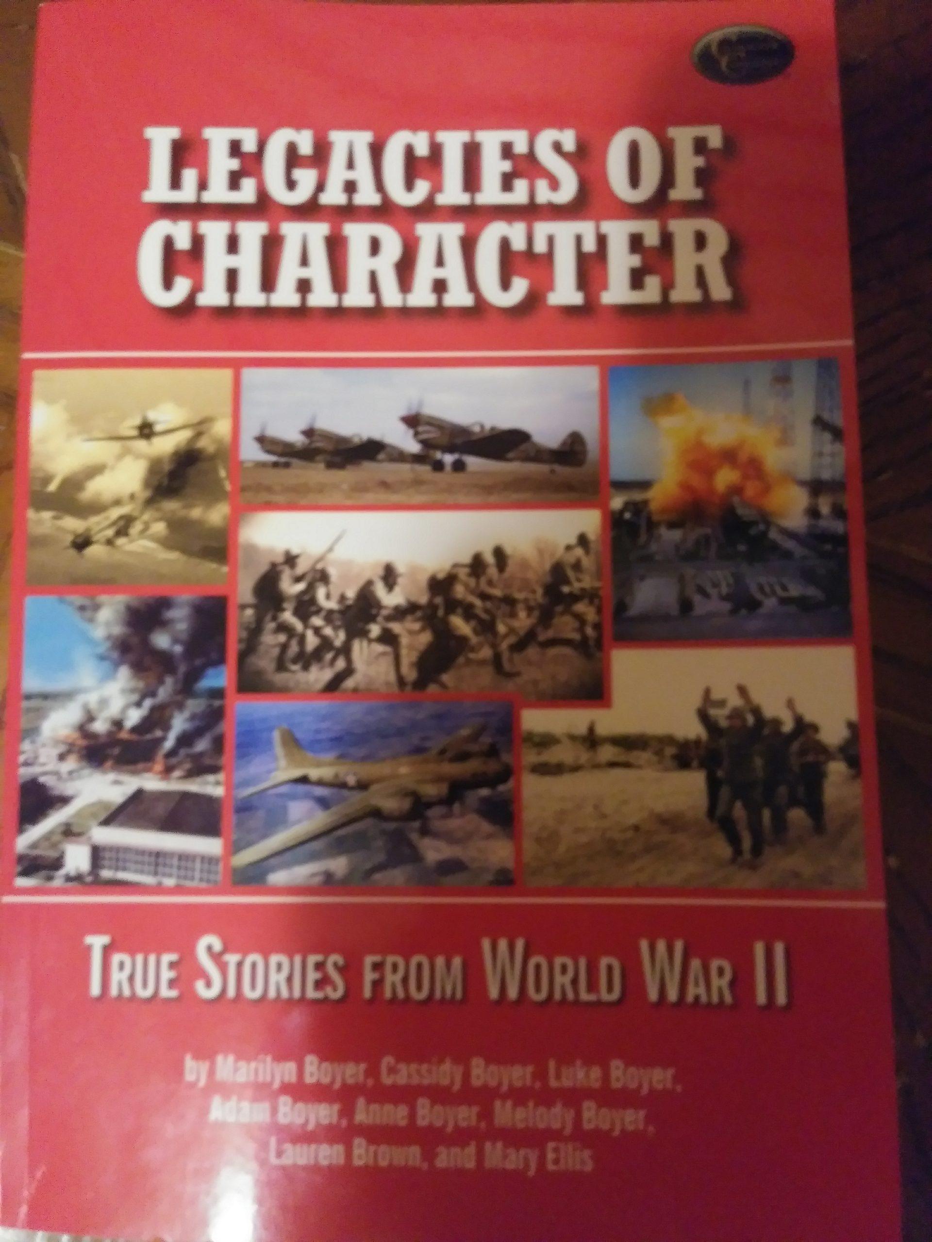 character training legacies of character