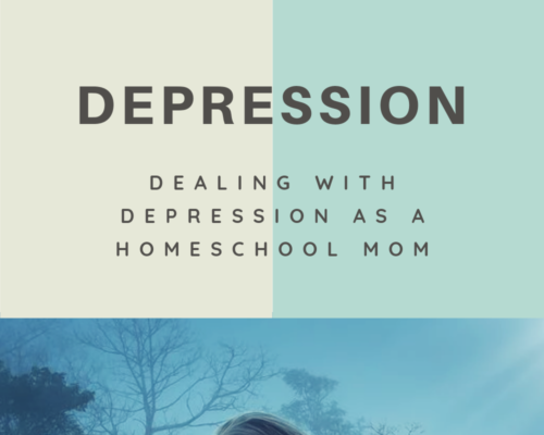 Dealing With Depression as a Homeschool Mom
