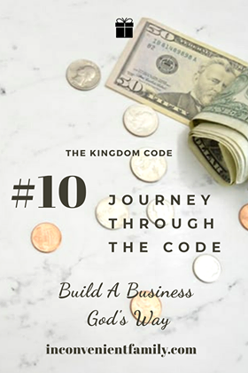 the kingdom code journey through the code
