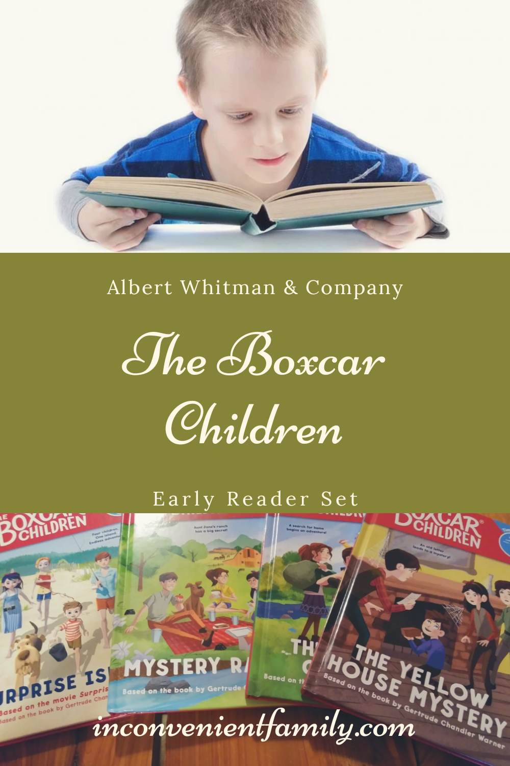 Early Reader set