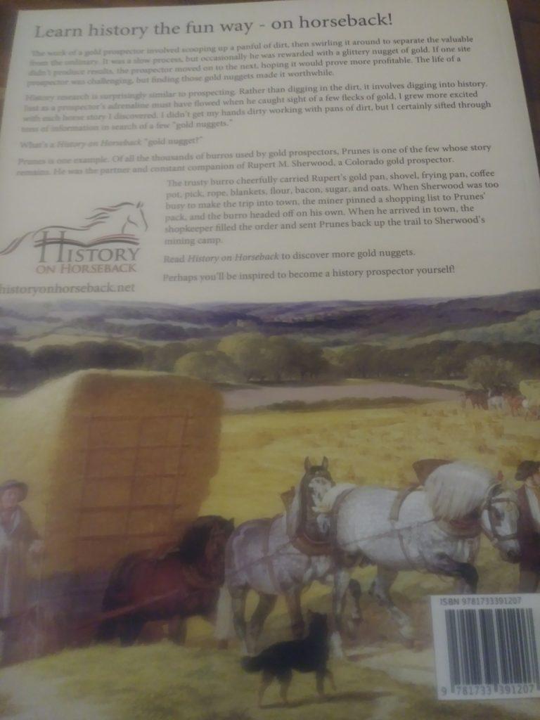 History on horseback